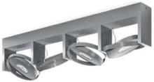 PARTICON bar/tube aluminium 4x4.5W SELV Spot Skinner
