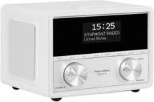 Digit 80 - DAB/DAB+/AM/FM - Stereo - Hvit