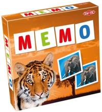 Vilde dyr Memo