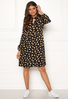 Happy Holly Claire dress Patterned 32/34
