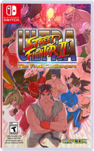 Ultra Street Fighter II: The Final Challengers - Nintendo Switch - Fighting