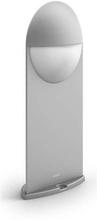 Capricorn pedestal grey 1x6W