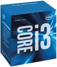 Core i3-6100 Skylake CPU - 2 kärnor 3,7 GHz - LGA1151 - Boxed
