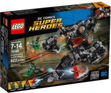 DC Comics Super Heroes Knightcrawler Tunnel Attack - 76086