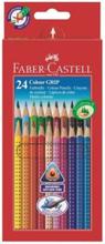 24 Colour Grip 2001 pencils