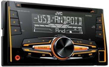 KW R520 - Bilradio -