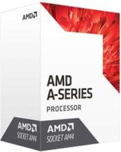 A6-9500E CPU - 2 kärnor 3 GHz - AM4 - Boxed (PIB - med kylare)