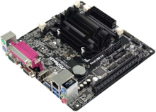 J3455B-ITX Moderkort - Intel Apollo Lake - Intel Onboard CPU socket - DDR3 RAM - Mini-ITX