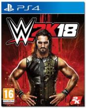 WWE 2K18 - Sony PlayStation 4 - Fighting