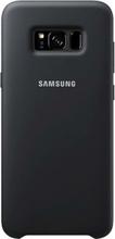 Galaxy S8 Plus Silicone Cover Grey