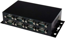 8 Port USB to DB9 RS232 Serial Adapter Hub
