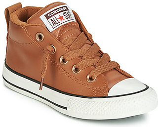 Converse Sneakers CHUCK TAYLOR ALL STAR STREET RED ROVER LEATHER HI Converse