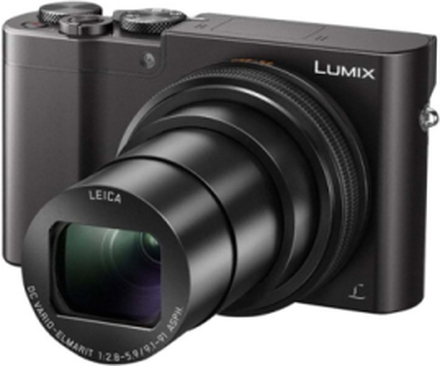 Lumix DMC-TZ100 - Black