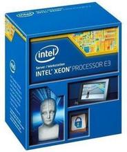 Xeon E3-1231 V3 CPU - 4 kärnor 3.4 GHz - LGA1150 - Boxed