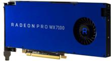 Radeon Pro WX 7100 - 8GB GDDR5 RAM - Grafikkort