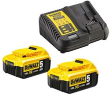 Battery and Charger set DCB115P2