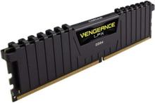 Vengeance LPX DDR4-3000 C16 BK DC - 16GB