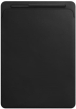 "iPad Pro 12.9"" Leather Sleeve - Black"