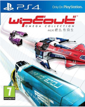 WipEout: Omega Collection - PlayStation 4 - Racing