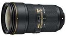 Nikkor AF-S zoomlins - 24 mm - 70 mm