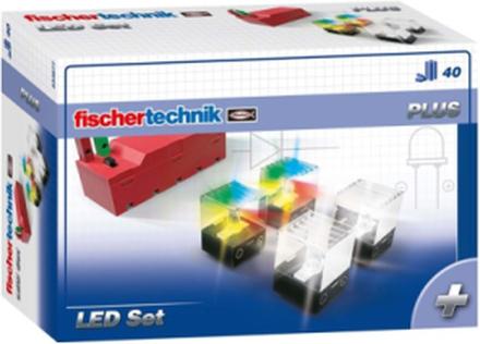 Plus-LED Set 40 pcs