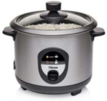 RK-6126 Rice Cooker - Stainless Steel