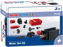 Plus-Motor Set XS 45 pcs
