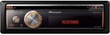 DEH-X8700BT - Bil - CD-mottagare - inbyg - Bilradio -
