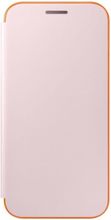 Galaxy A3 (2017) Wallet-Cover Pink