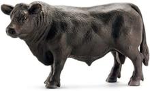 Bondegårdsdyr Black Angus Bull