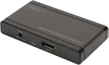 video-/audiosplitter - 2 porte