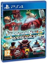 Awesomenauts Assemble - Sony PlayStation 4 - Action