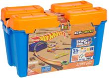 Hot Wheels Stunt Track Builder Box