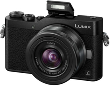 Lumix DC-GX800 12-32mm - Black