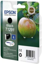 T1291 Ink Cartridge - Black - Blekkpatron Svart