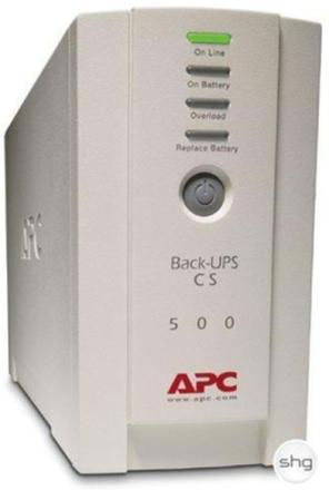 Back-UPS CS 500Va