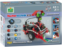 Robotics Discovery Set-TXT 310 pcs