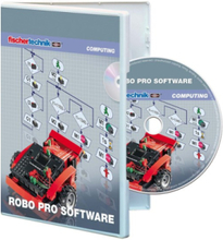 Robotics Plus-Robo Pro Software