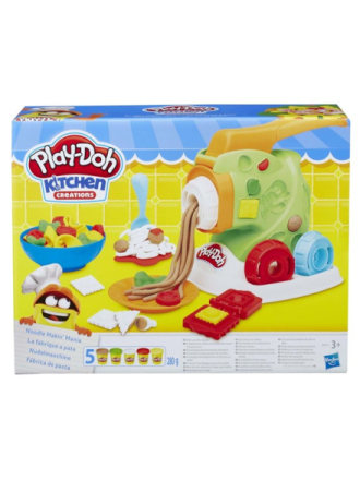 PLAY-DOH NOODLE MAKIN- MANIA