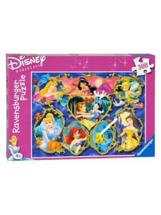 Puzzle princesses 300pcs