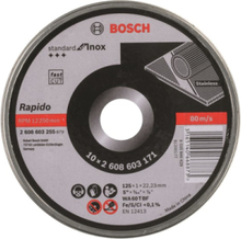 Standard for INOX WA 60 T BF