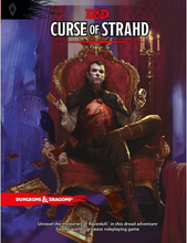 EurekaShop Dungeons & Dragons RPG - Curse Of Strahd