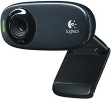C310 HD Webcam Refresh - Black