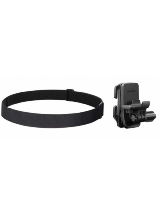 Action Cam Clip and Headband