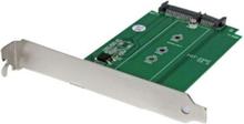 M.2 to SATA SSD adapter - kontrollerkort