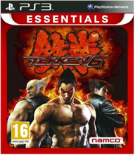 Tekken 6: Essentials - Sony PlayStation 3 - Fighting