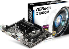 Q1900M Moderkort - Intel Bay Trail-D - Intel Onboard CPU socket - DDR3 RAM - Micro-ATX