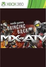 MX Vs ATV: Supercross - Microsoft Xbox 360 - Racing