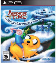 AdventureTime - Sony PlayStation 3 - Eventyr