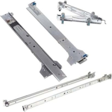 2/4-Post Static Rack Rails for 1U and 2U